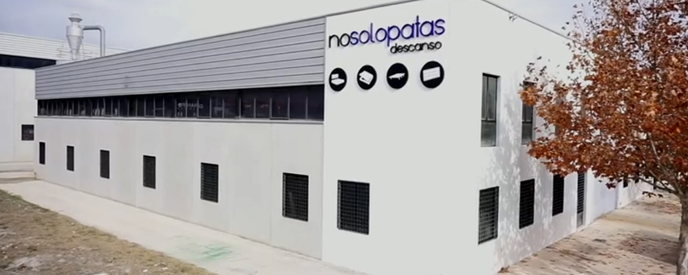 NoSoloPatas, fabricante de referencia en el sector descanso